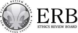 Ethics Review Board Logo and Name